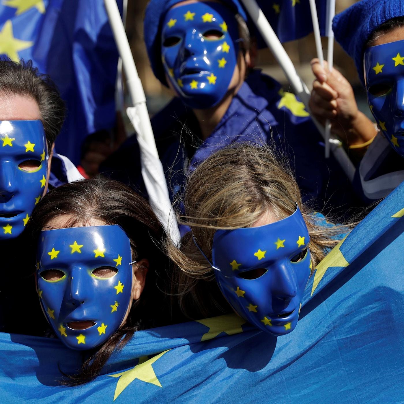 EU och värderingsvalet – demokrati, mångfald och frihet