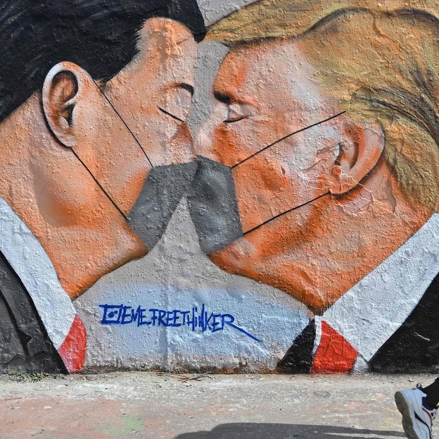 USA:s och Kinas sjuka relation