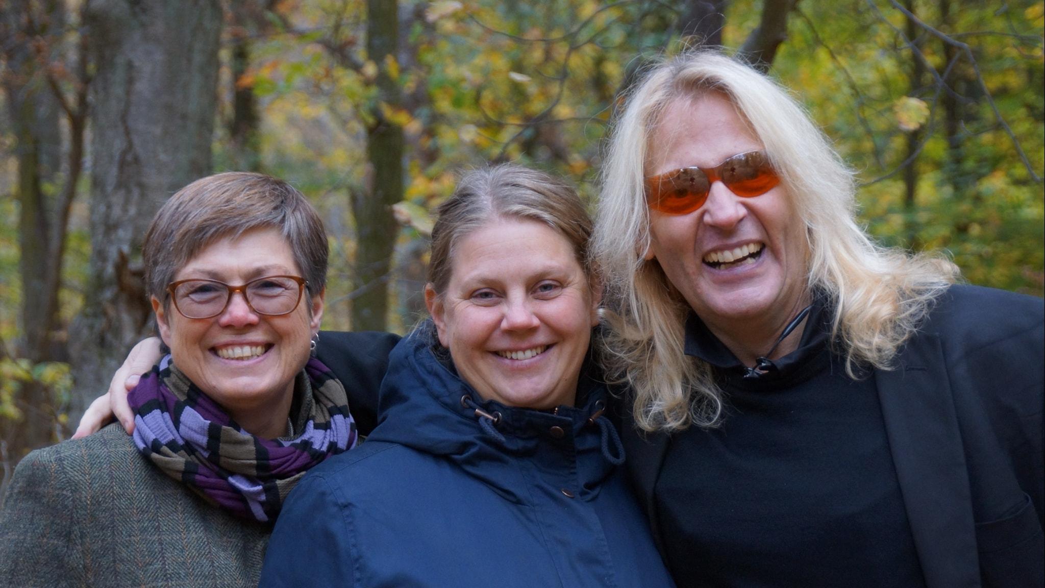 Anita McAllister, Kajsa Dahlström och Robert Eklund berättar om kulning i dagens Vetenskapsradion Forum.