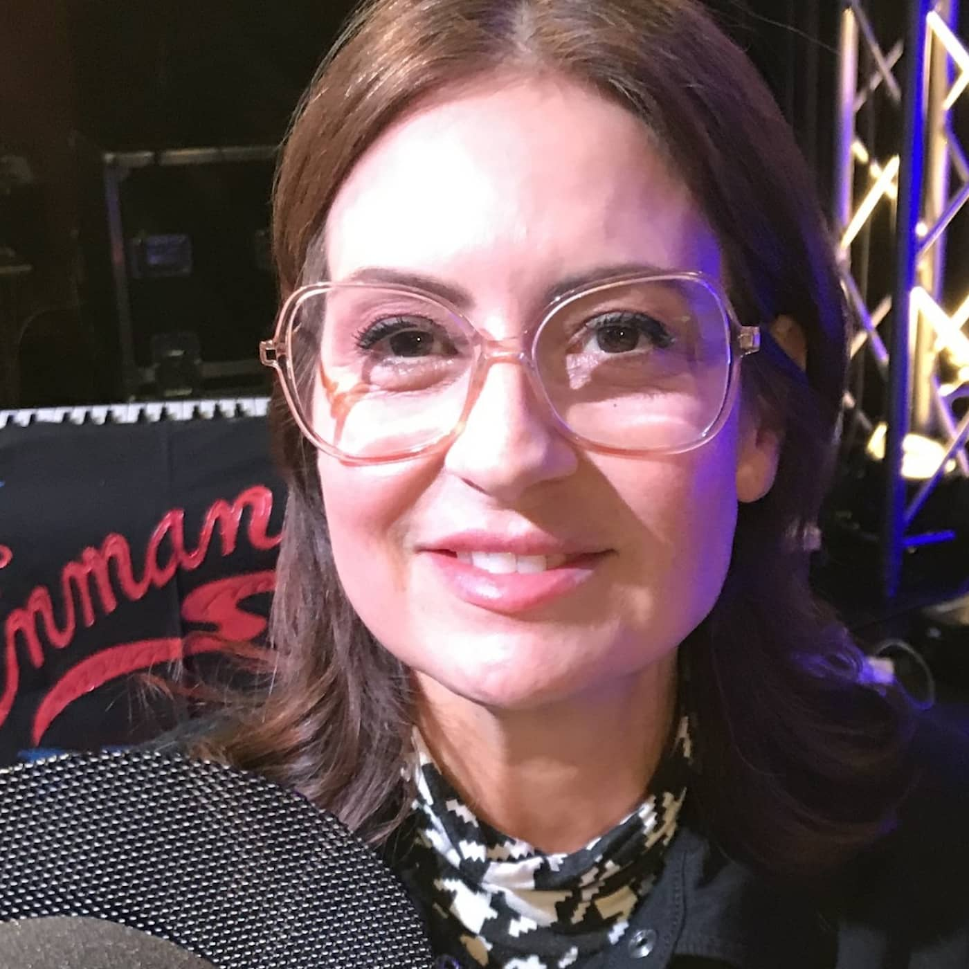 Susanna Dzamic testar räkskalsparfym