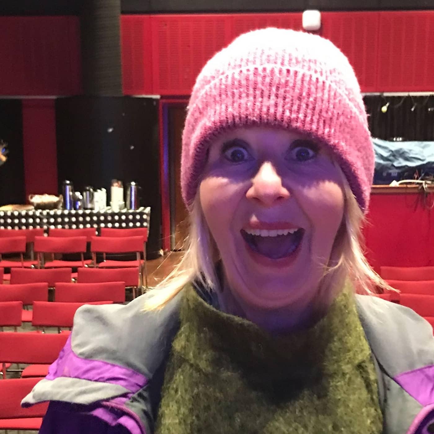 Pia Johansson lockar turister med algblomning