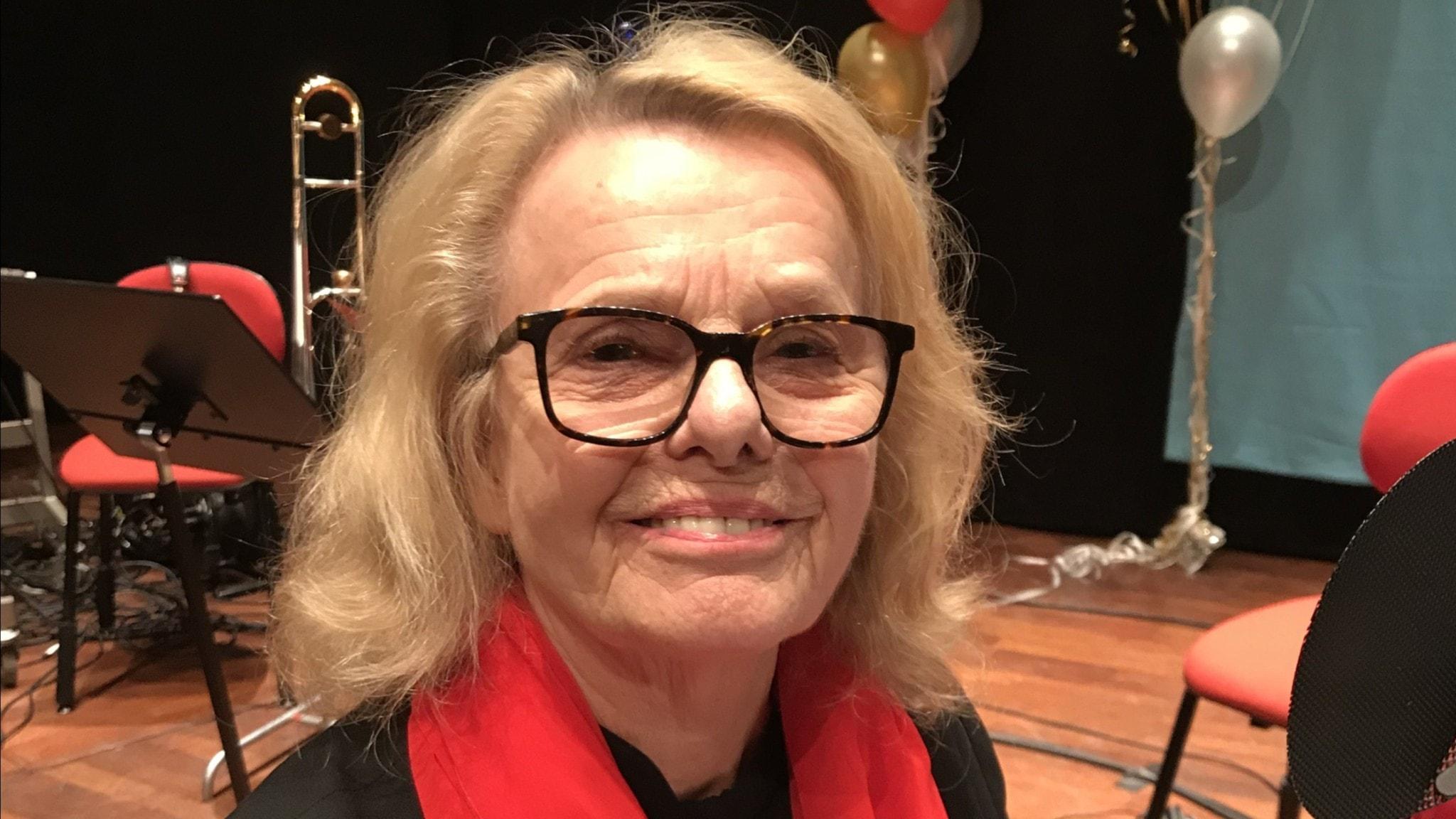 Marie Göranzon.