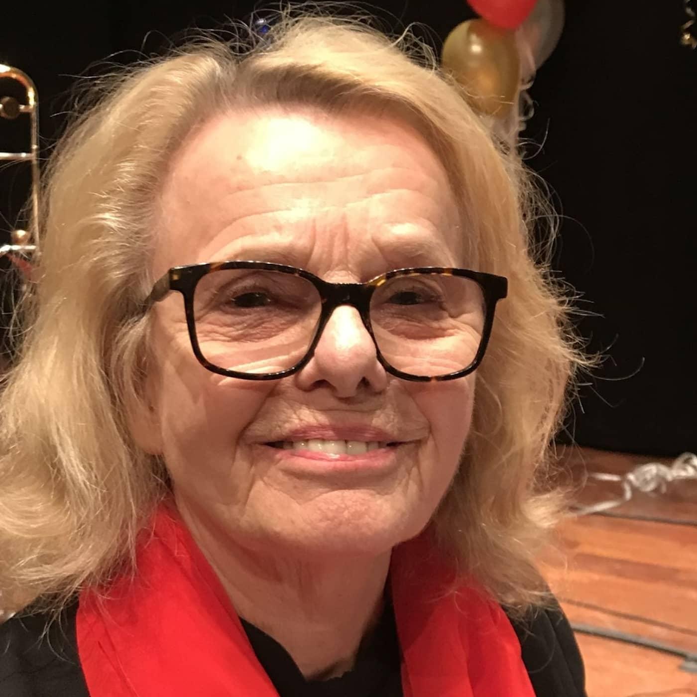 Marie Göranzon vill lämna lokalen!