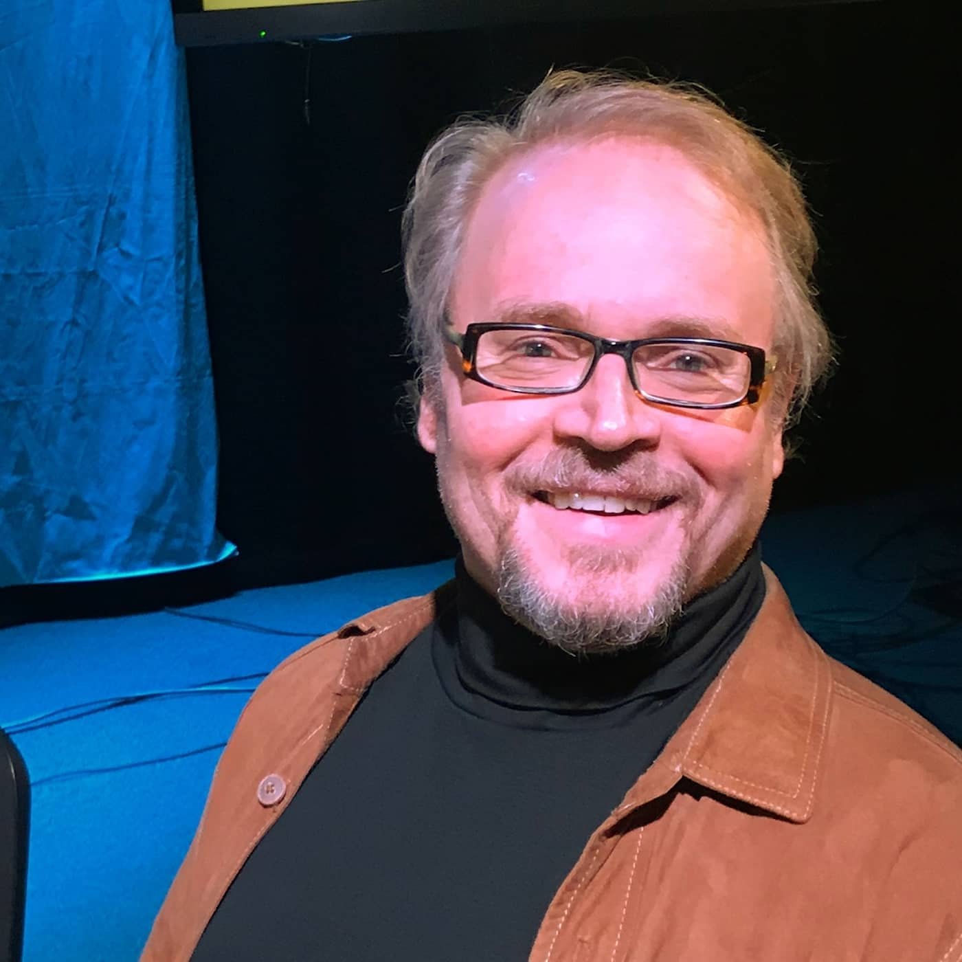 Fredrik Lindström är auktionsförrättare i Säffle