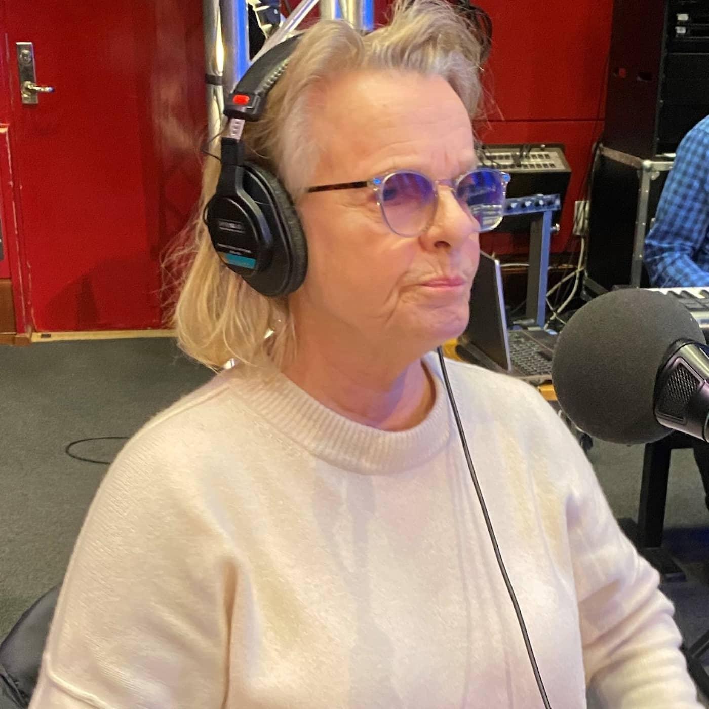 Marie Göranzons rafflande bilresa med 98-årige Rutger
