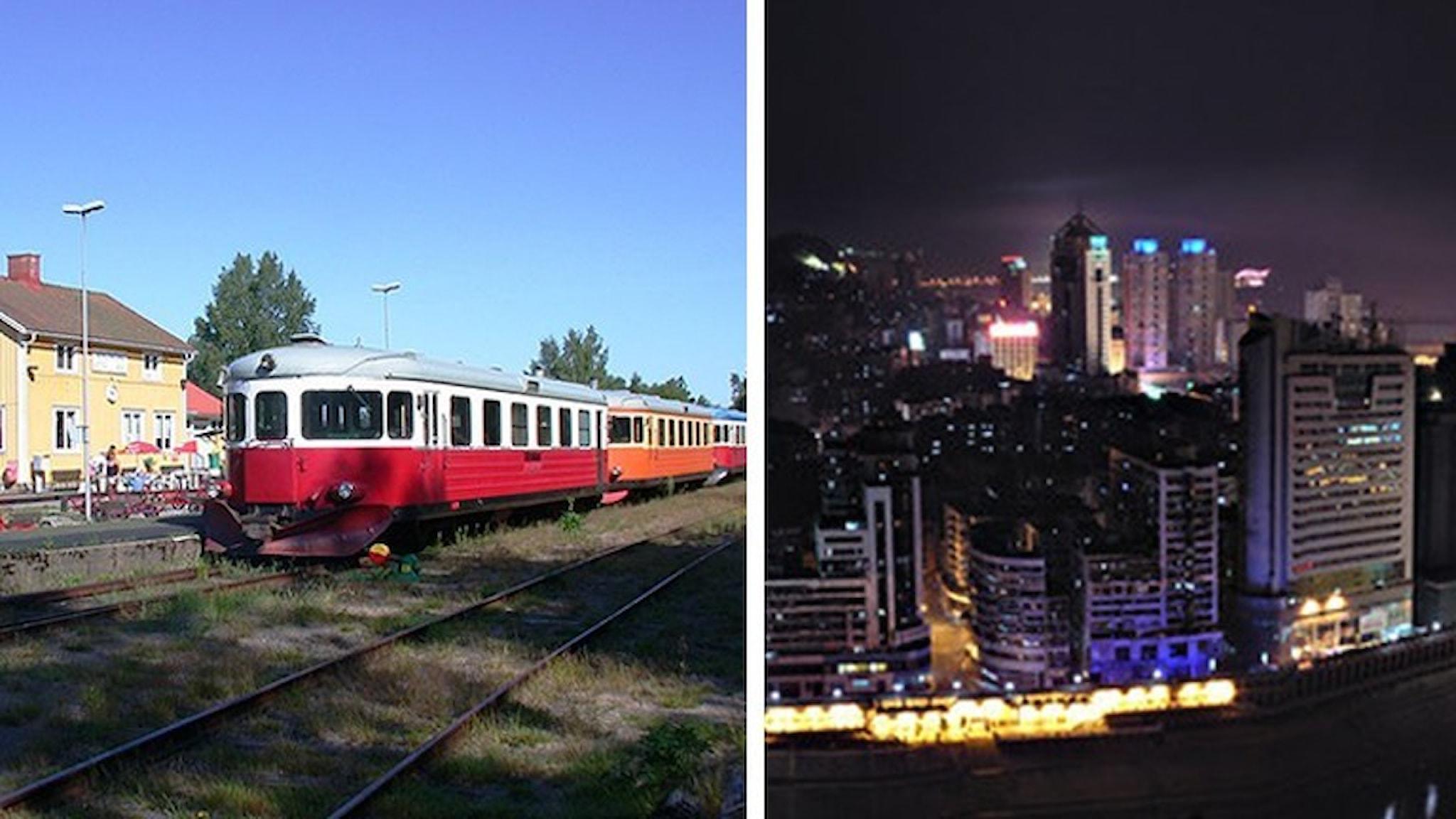 Bild på Bengtsfors och Wuzhou
