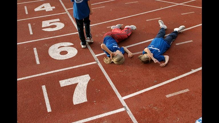 Hård träning, trasig kropp - Kaliber | Sveriges Radio