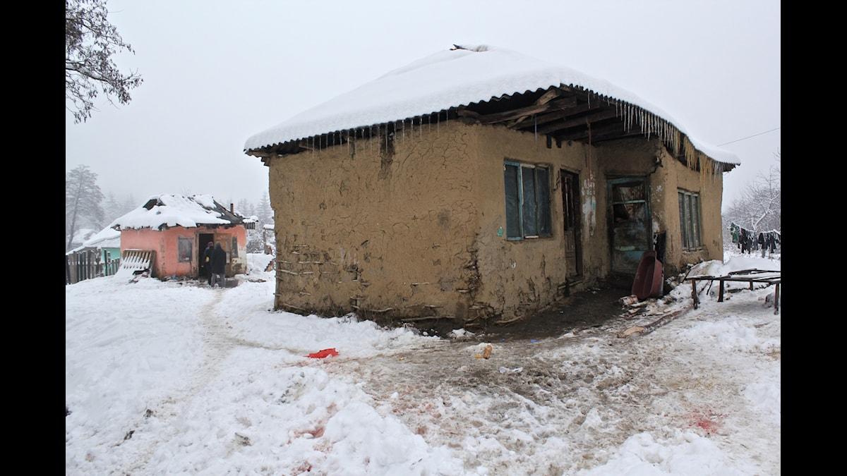 Hus i Valea Seaca