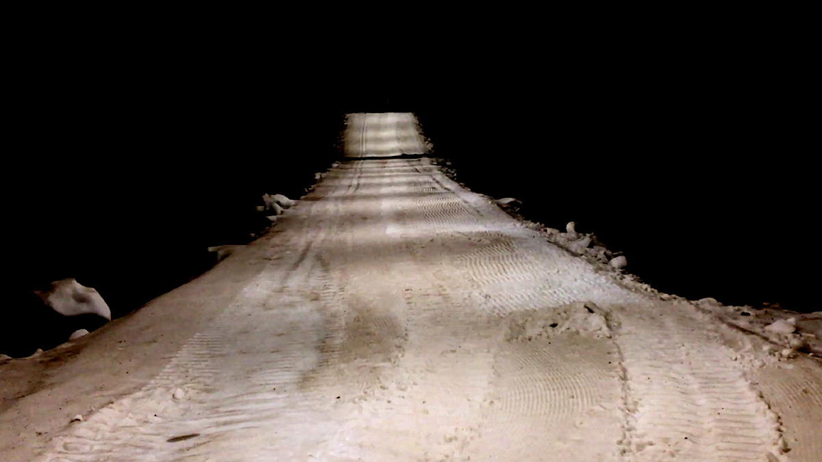 Tunnel kaliber Bräcke