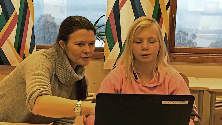 Samiska skola Norge