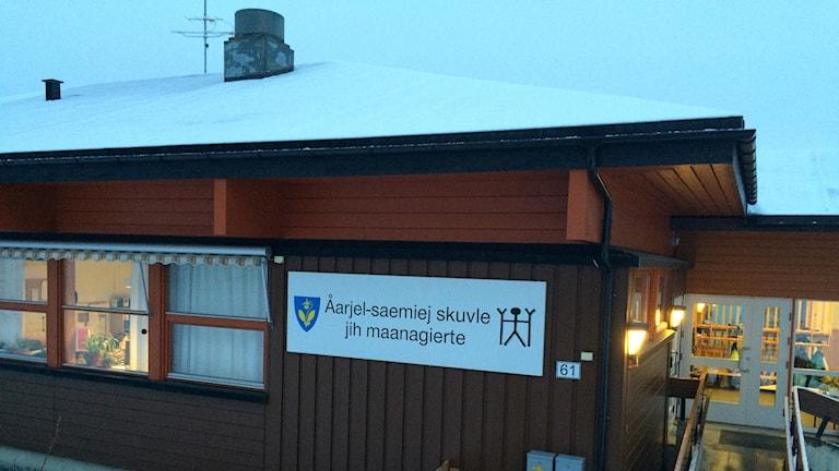 Sydsamiska skolan i Snåsa, Norge