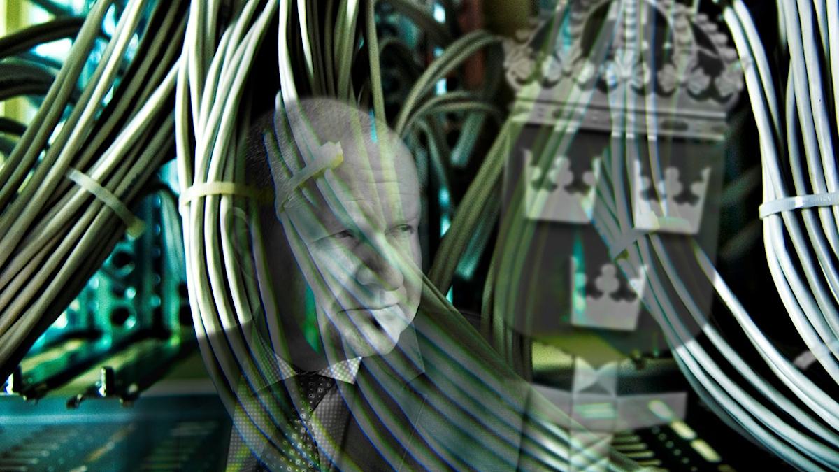 Dan Eliasson beslutade att ge ett företag tillgång till hemliga uppgifter i polisens system, utan kryptering godkänd av Försvarsmakten.