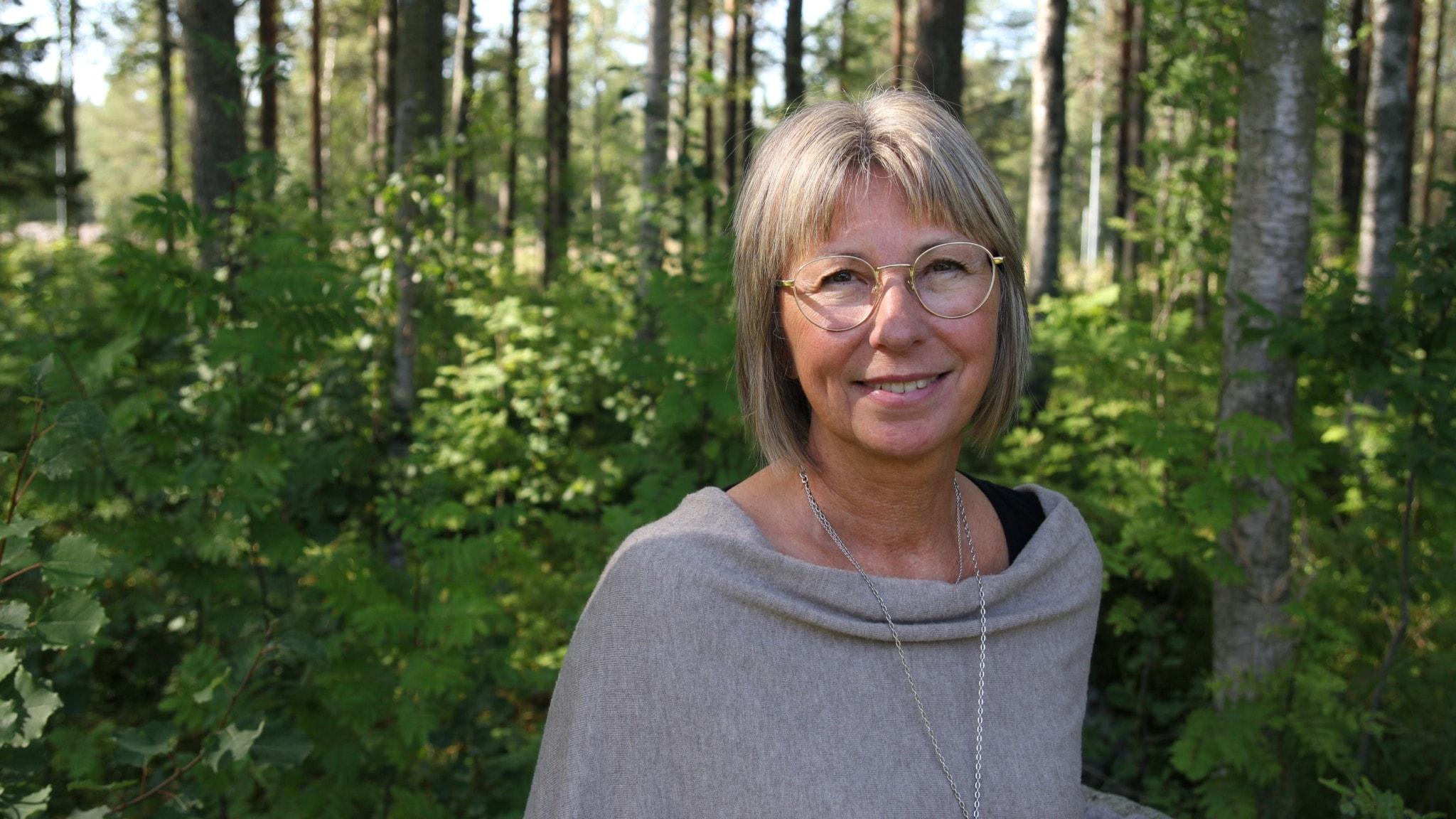 Beröra och bli berörd – Louise Sundkvist