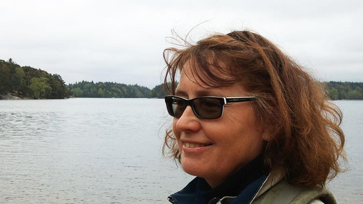 Annebelle Gyllenspetz. Foto: Elisabeth Fogel.