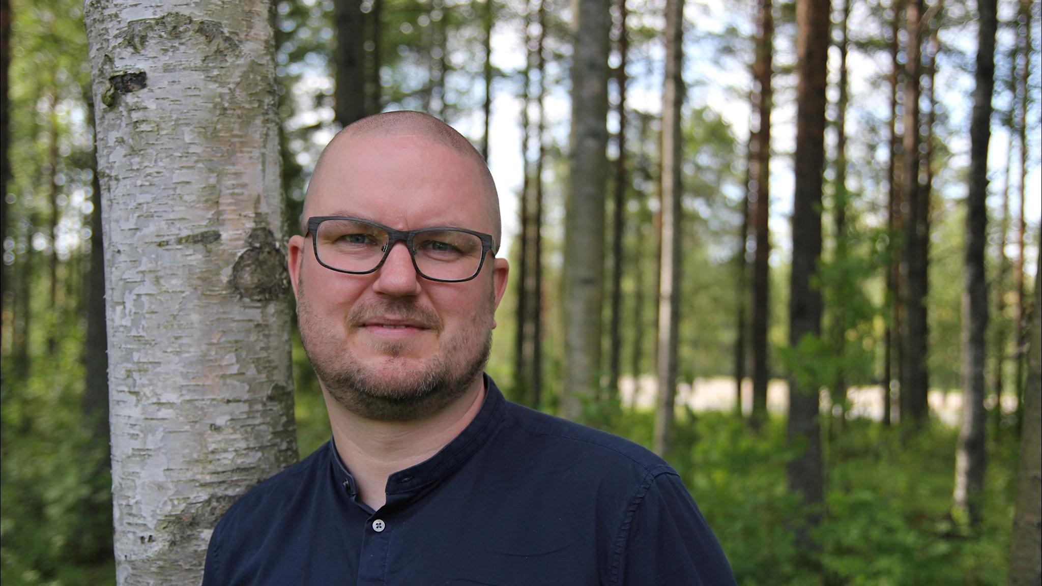 Barnets öppna självklarhet – André Jakobsson