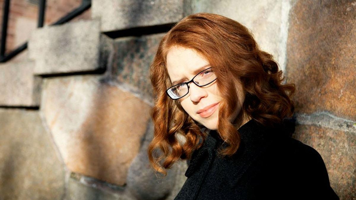 Josefin Holmström. Foto: Sara Moritz/Norstedts förlag.