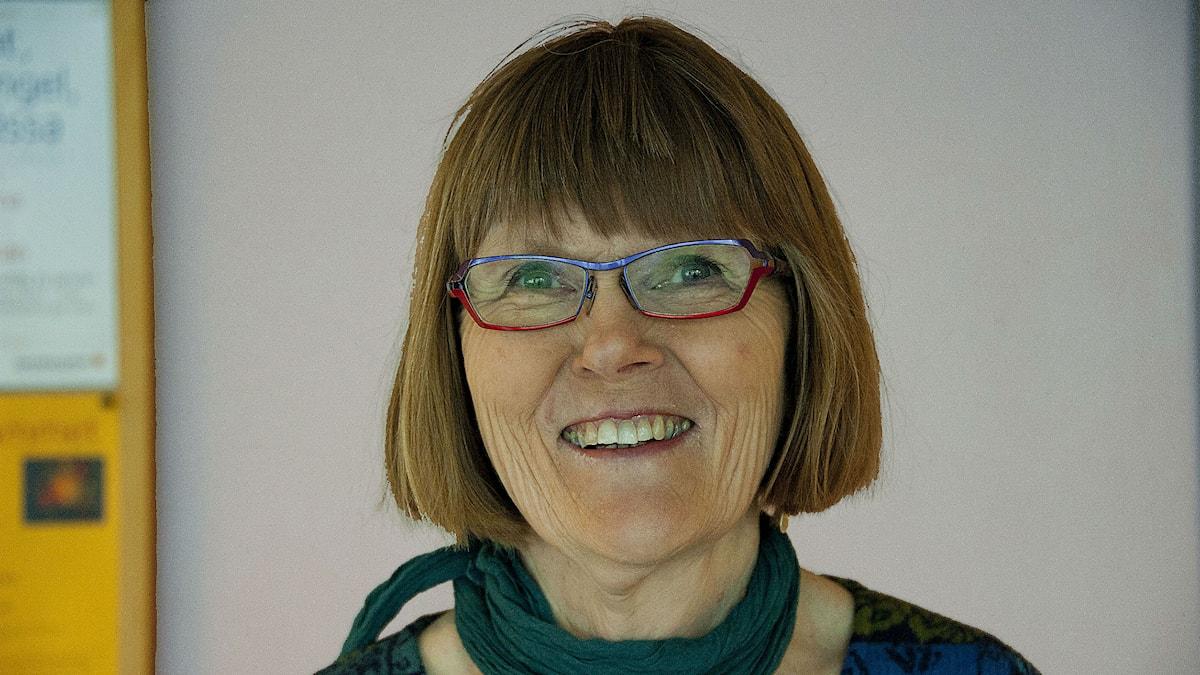 Lisa Tegby, kontraktsprost i Umeå. Foto: Privat.