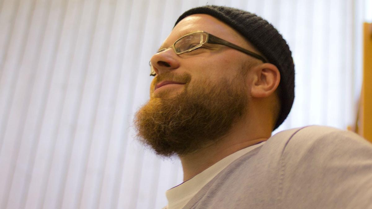 Khim Efraimsson. Foto: Adil Beg Barakovic.
