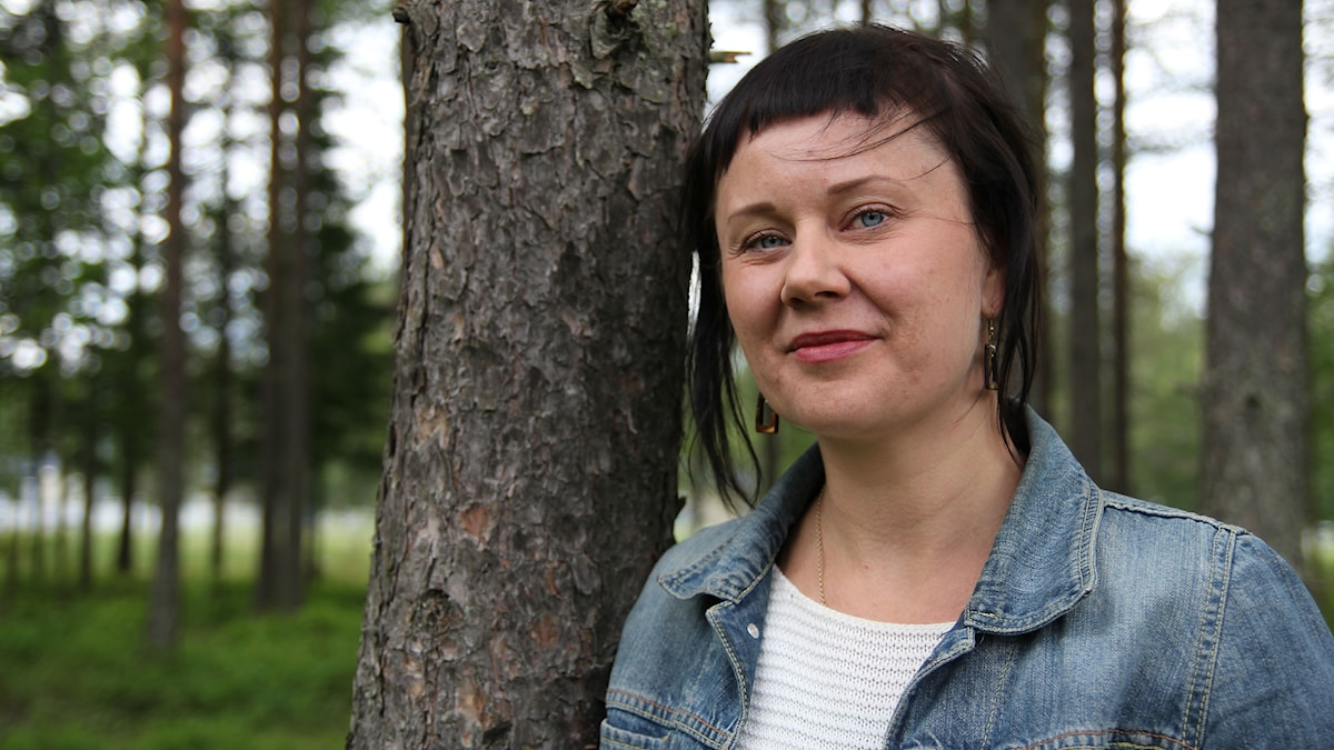Susanne Dahl. Foto: Helena Andersson.