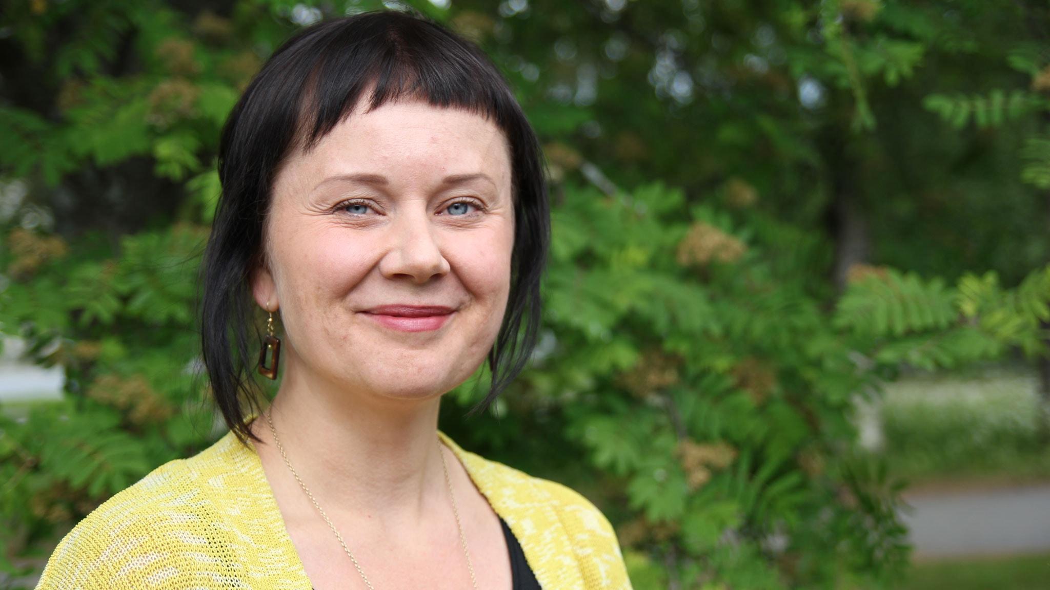 En fredag i bassängen - Susanne Dahl