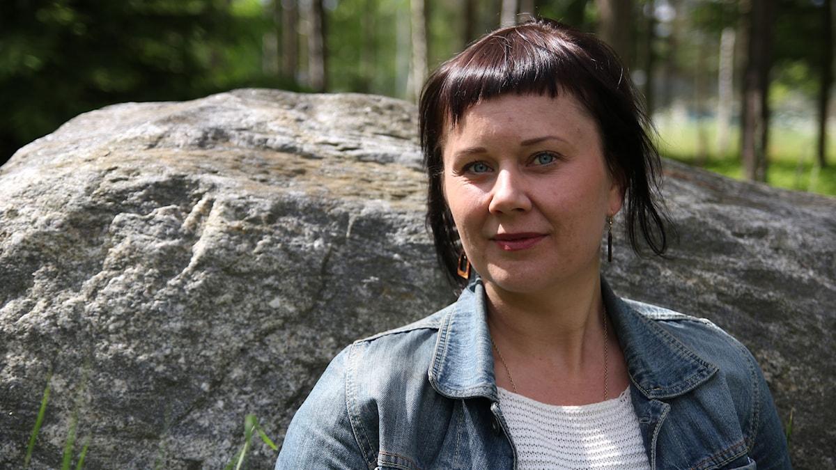 Susanne Dahl, studentpräst i Umeå. Foto: Helena Andersson.