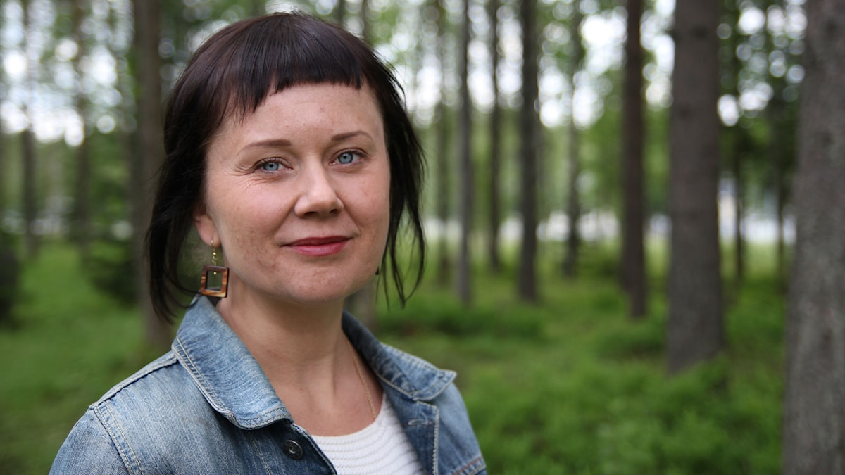 Susanne Dahl, studentpräst i Umeå. Foto: Helena Andersson
