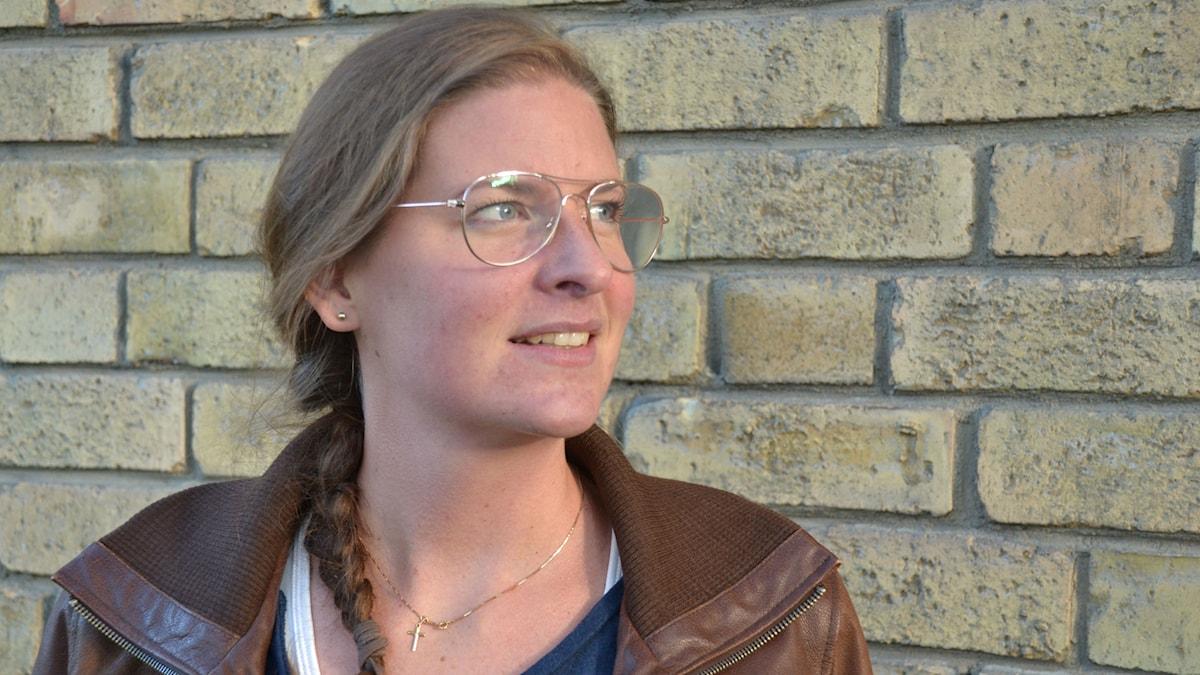Johanna Lundström.