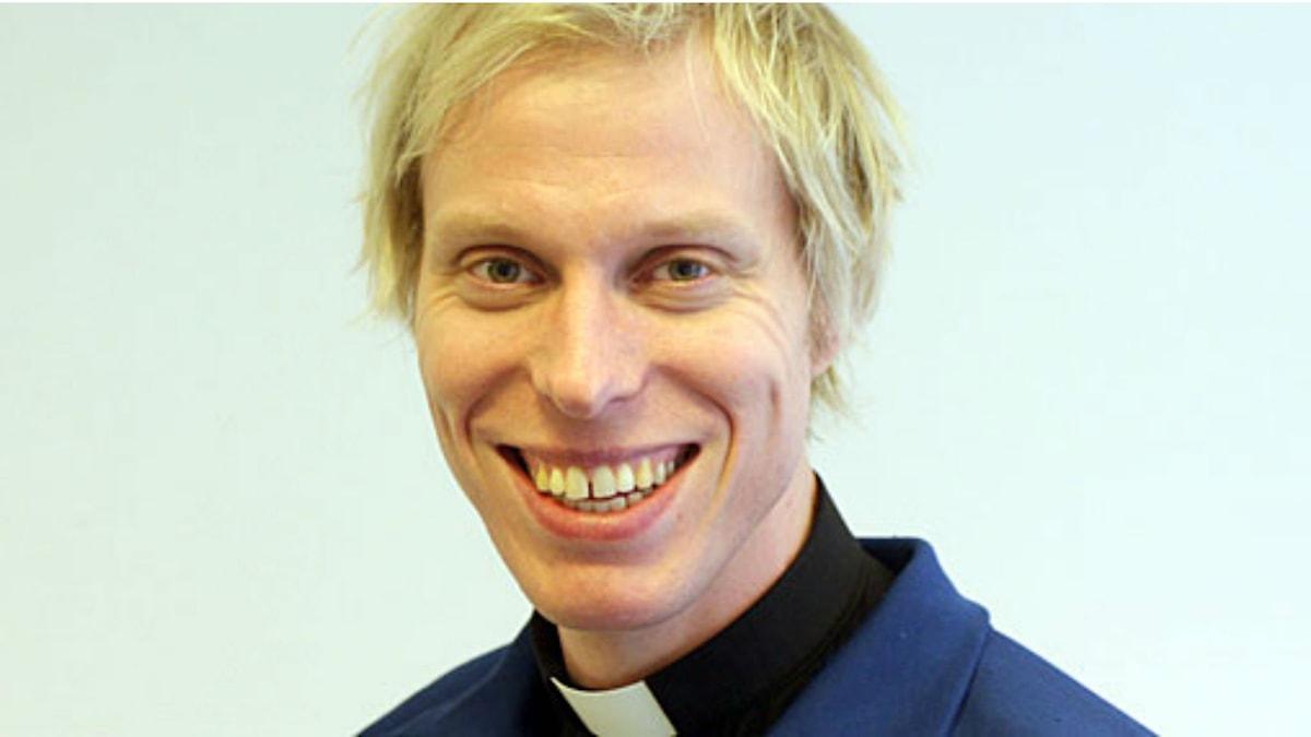 Albin Tanke. Foto: Svenska Kyrkan.