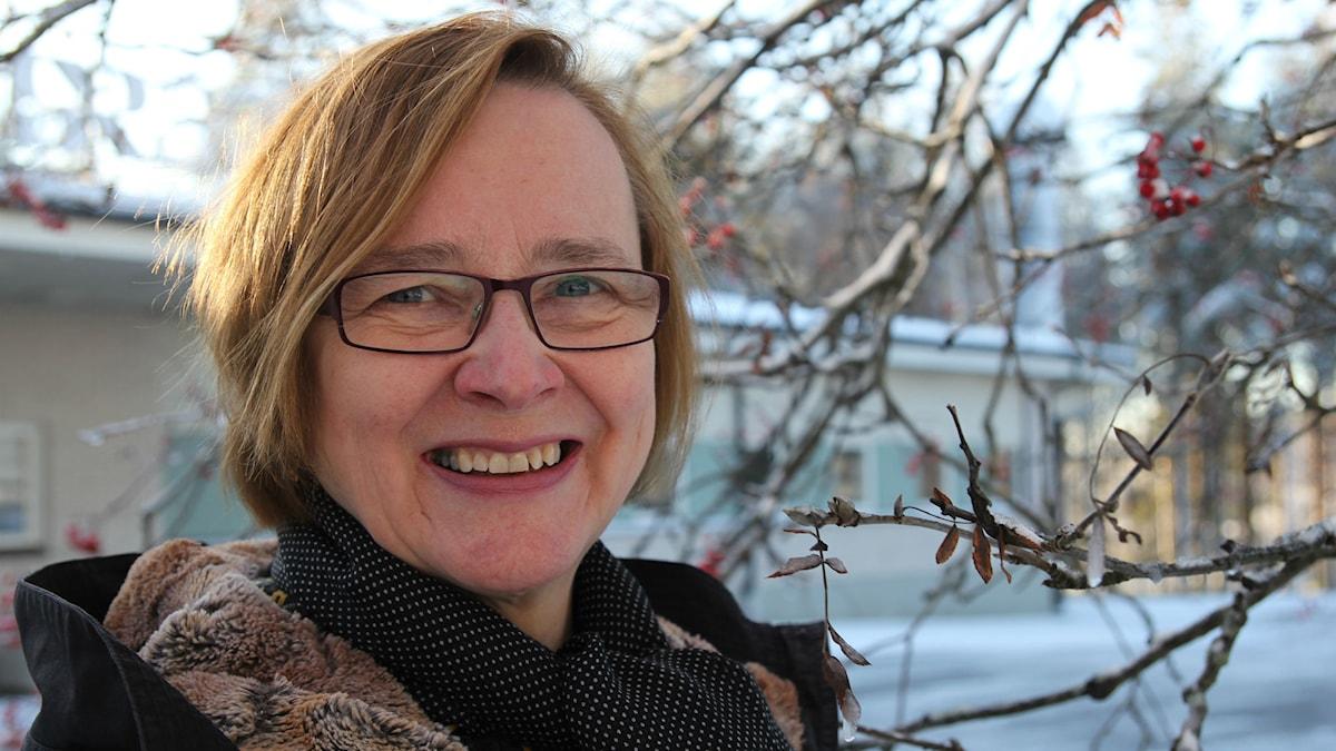 Tuulikki Koivunen Bylund. Foto: Helena Andersson.