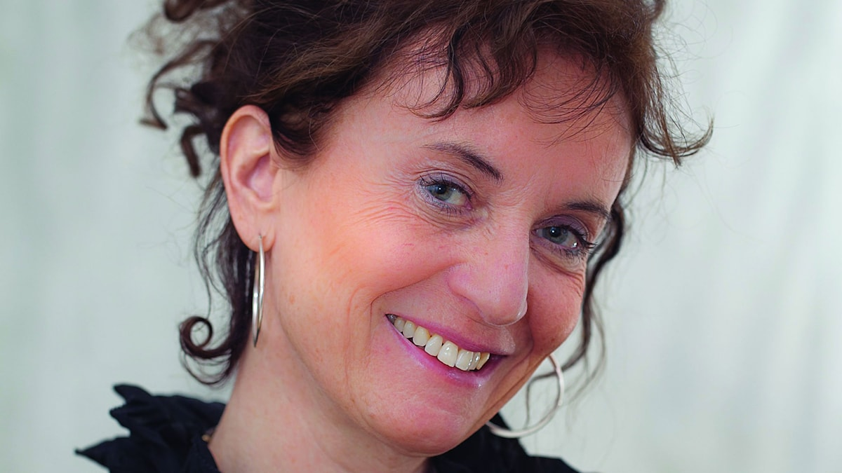 Ingrid Lomfors. Foto: Daniela Auerbach.