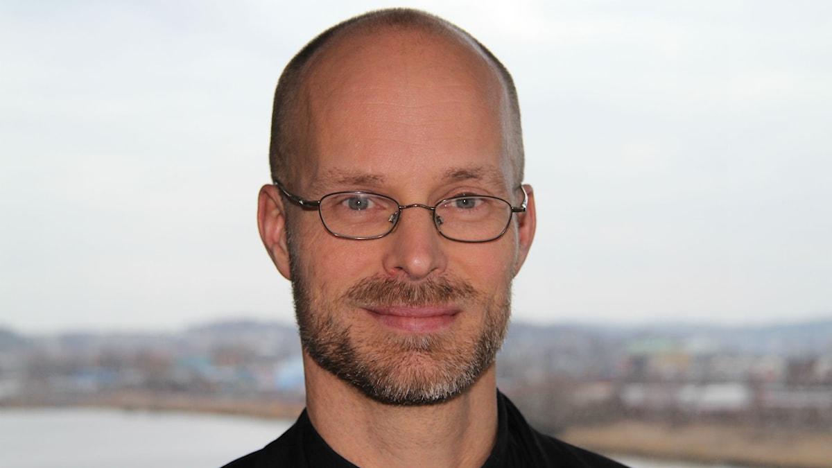 Esbjörn Särdquist. Foto: Roger Blomqvist/Sveriges Radio.