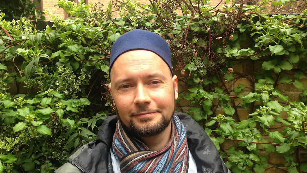 Andreas Hasslert. Foto: Agneta Nordin/Lokatt Media i Malmö.