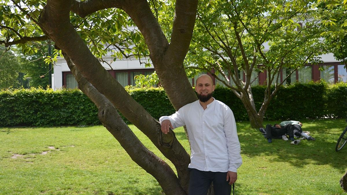Salim Najar. Foto: Natacha López.
