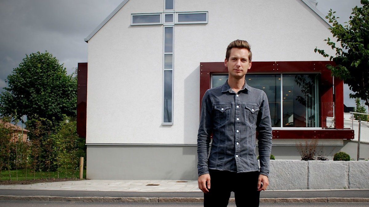 Robert Eriksson. Foto: David Isefjord.