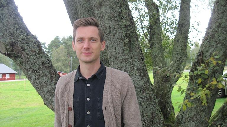 Robert Eriksson. Foto: Karin Malmsten.