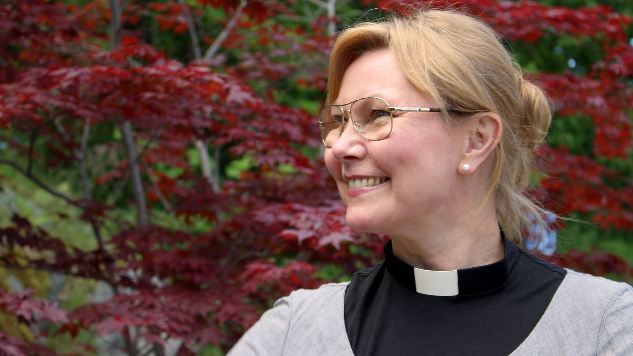 Maria Sverke. Foto: Maria Orrung.