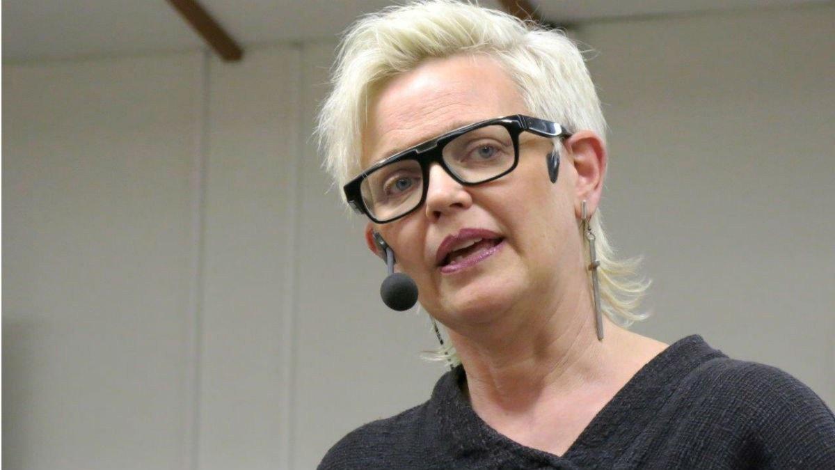 Cissi Glittvik. Foto: Karina Gustafson.