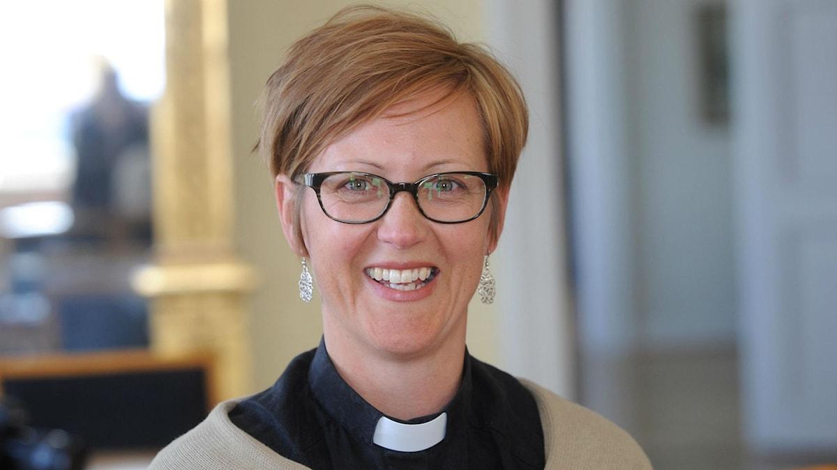 Marika Palmdahl. Foto: Svenska kyrkan.