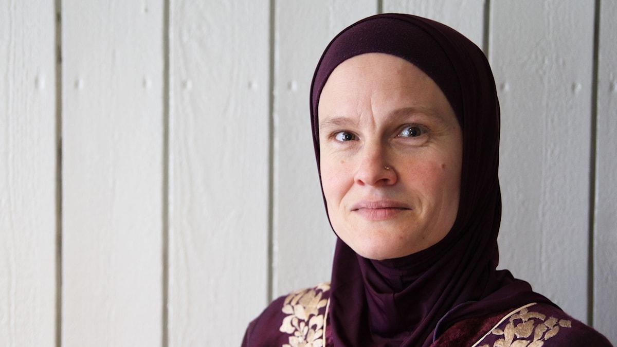 Annika Zschau. Foto: Helena Andersson/Moskit media.