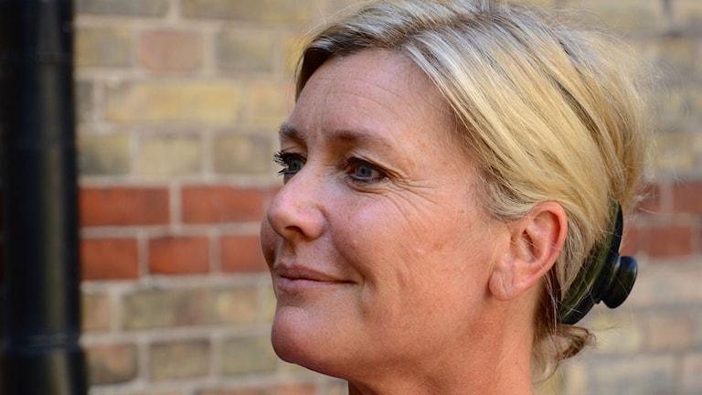 Agneta Nordin. Foto Lars Mogensen.