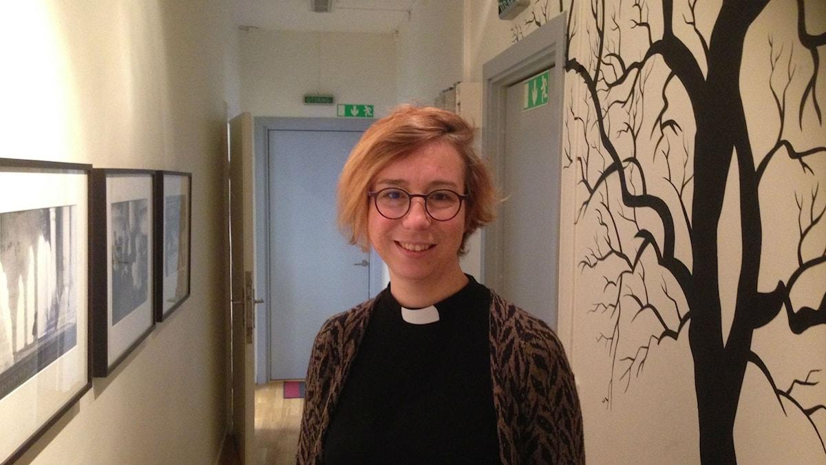 Ida Wäreborn. Foto: Agneta Nordin.