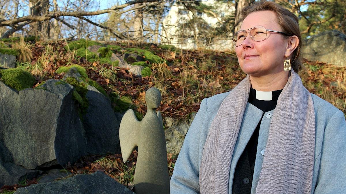 Maria Sverke. Foto: Maria Orrung