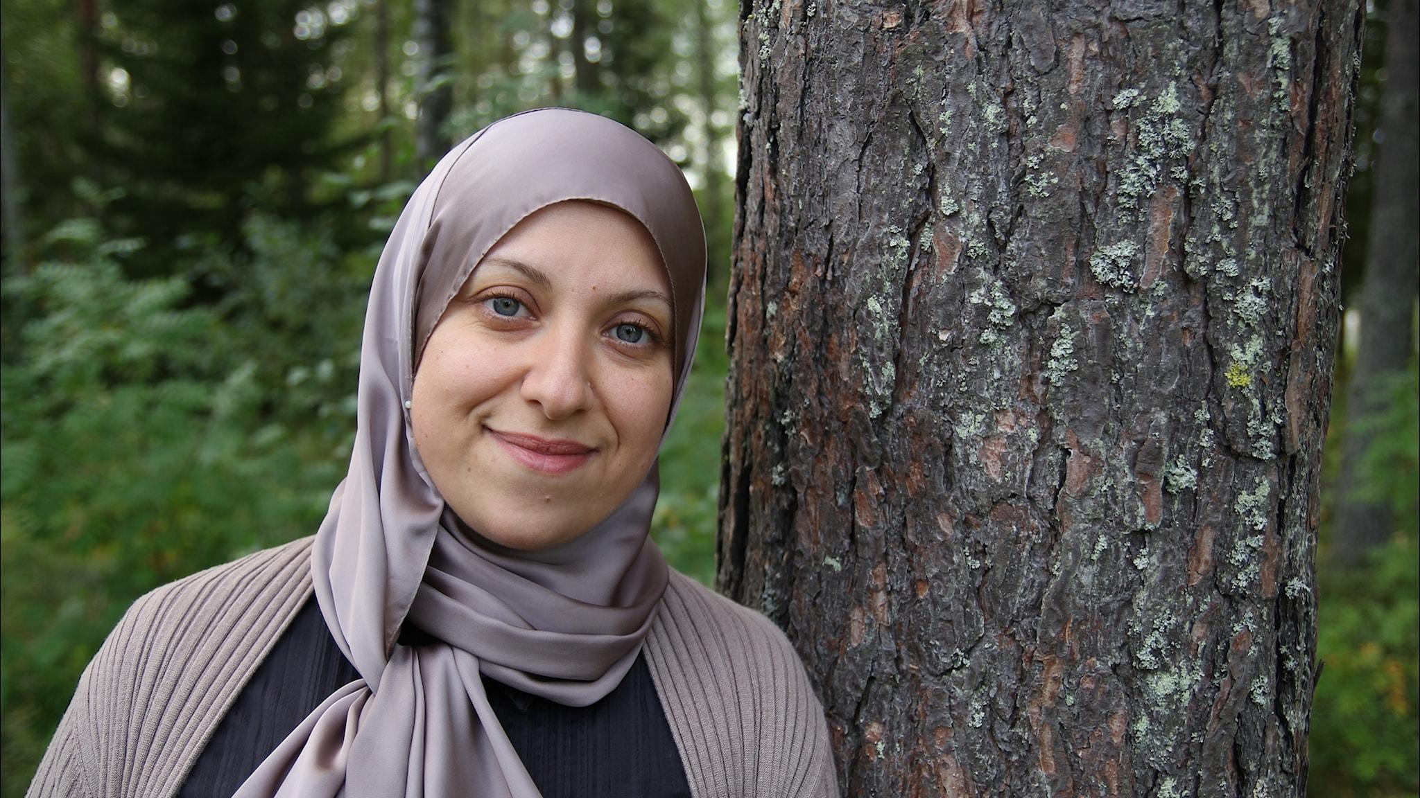 Mariam Salem.