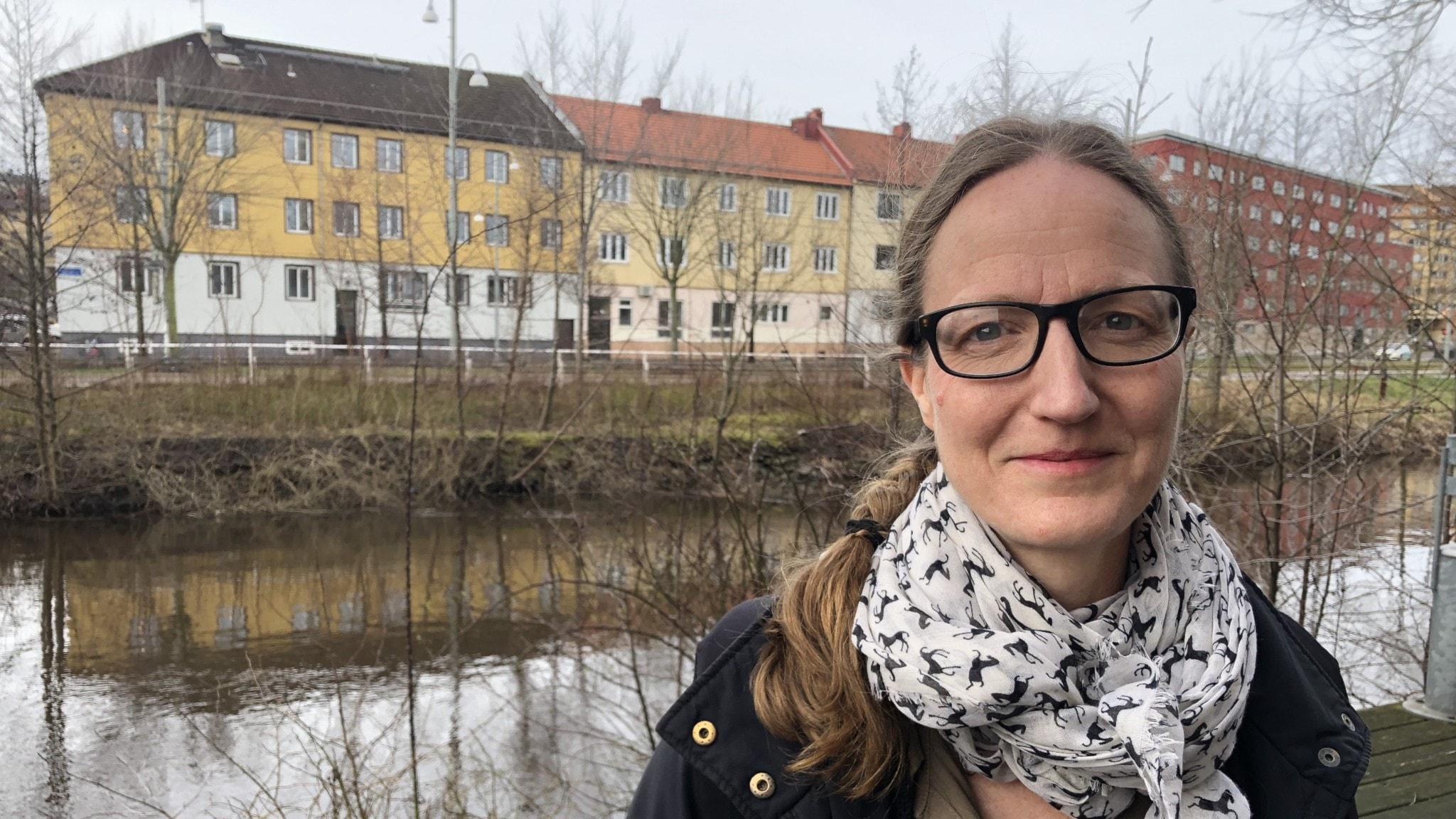 Gränsen till medmänniskan– Ida Hallgren