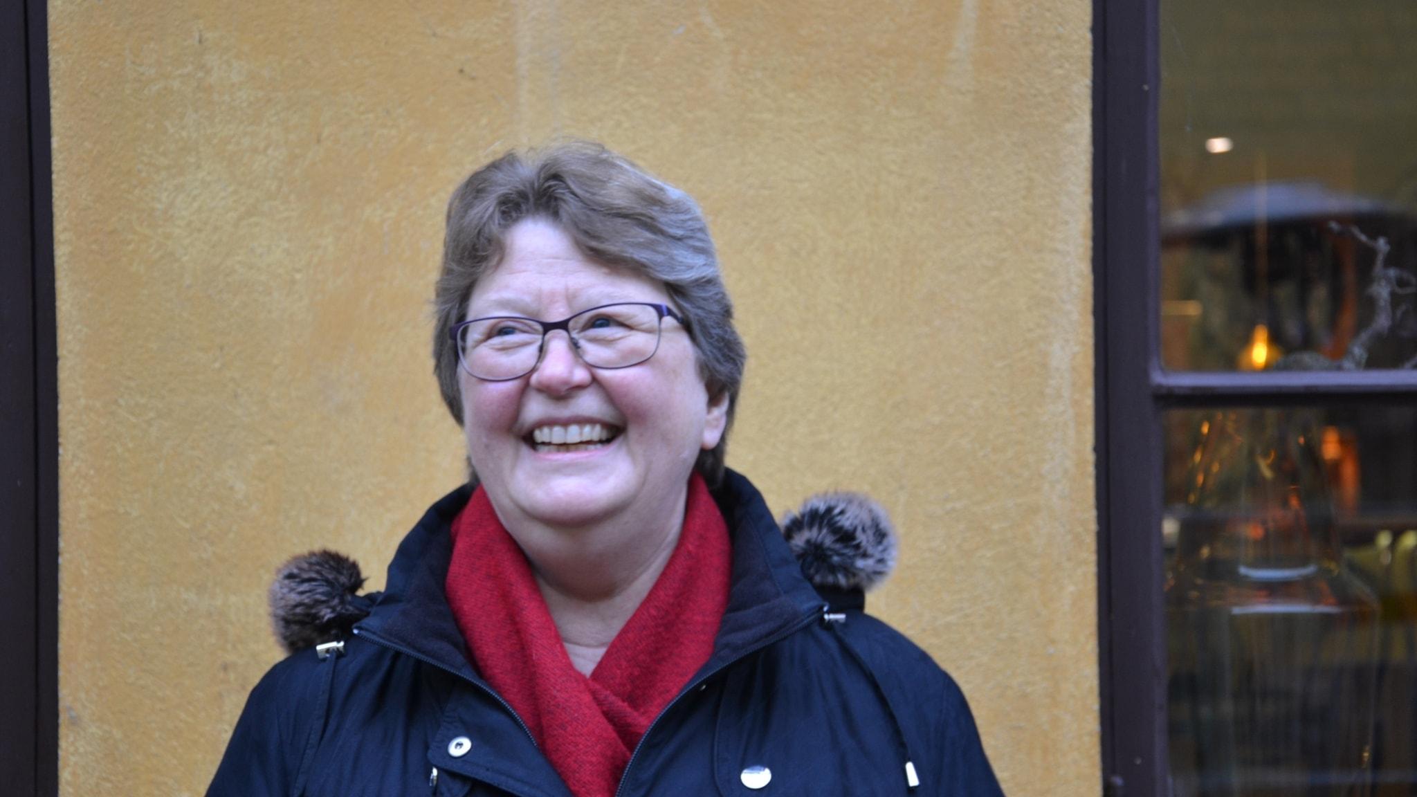 Att möta vår nästa - Madeleine Fredell