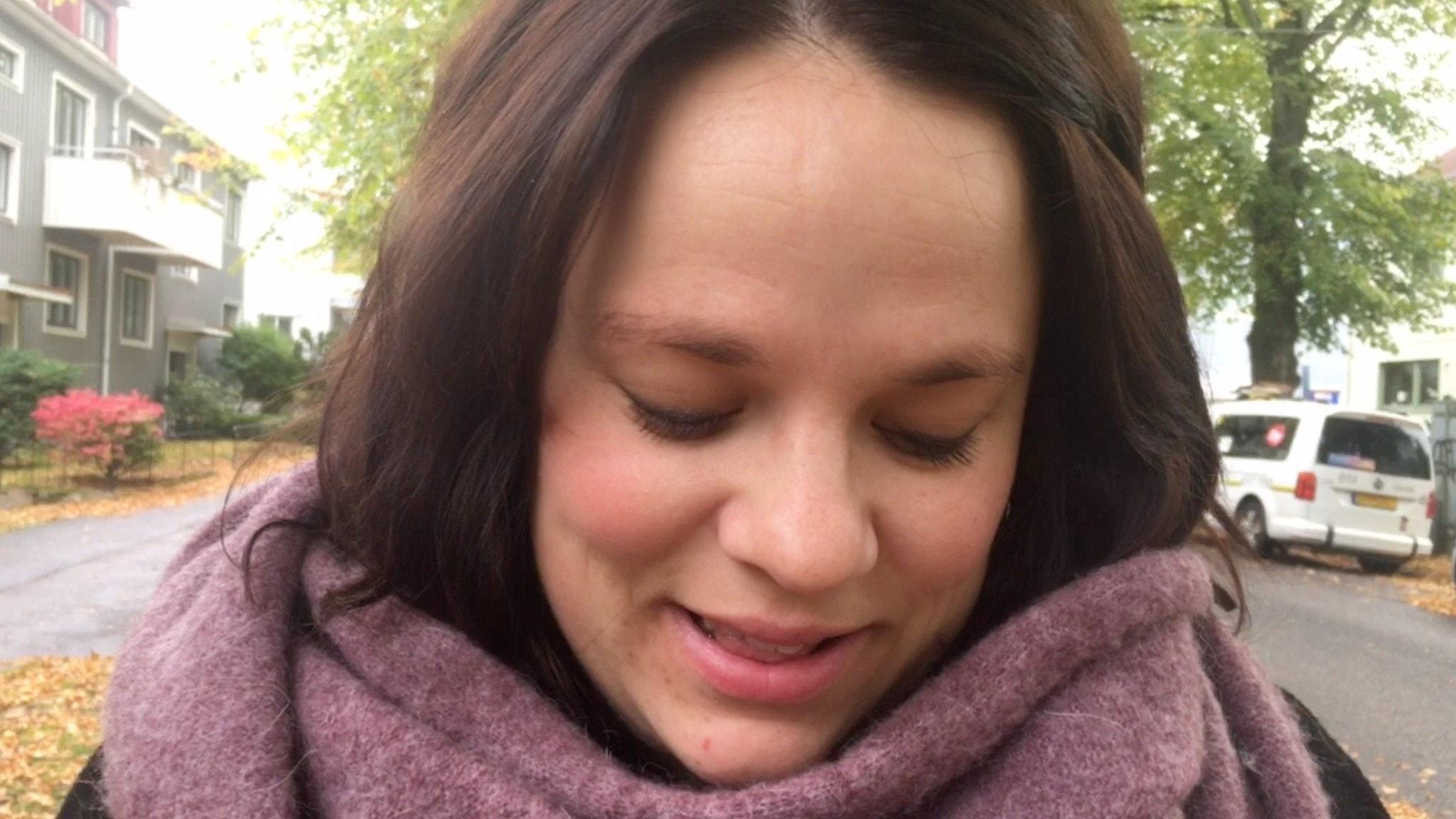 Att låta lura sig – Clara Vennman