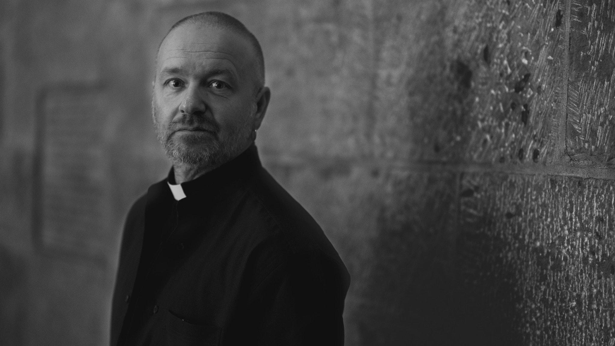 Prästen Kent Wisti
