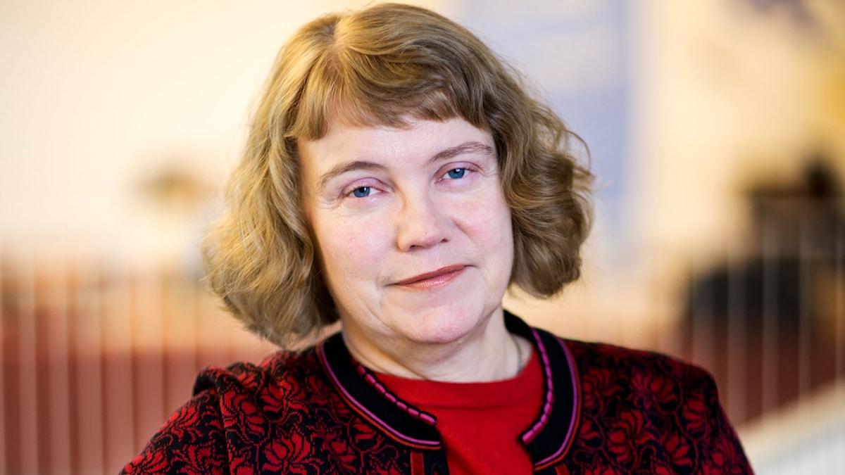 Marie Demker.
