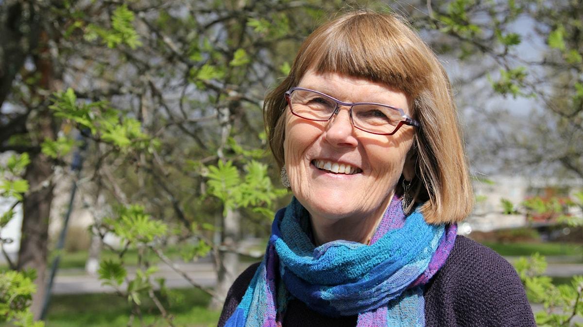 Lisa Tegby.