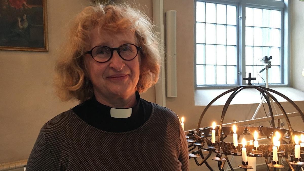Kyrkoherde Katarina Egfors Härnring
